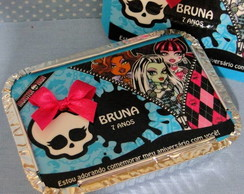 Marmitinha - Monster High