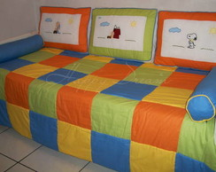 Kit cama snoopy Rebeca
