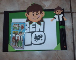 RISQUE RABISQUE DO BEN 10