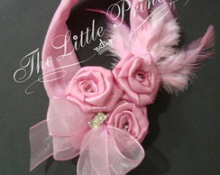 0146 Fascinator Baby The Little Princess
