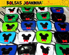 MICKEY ou MINNIE BOLSAS