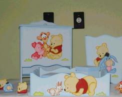 Ref 1728psb Kit de Higiene - Pooh