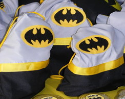 Mochilinhas Batman