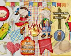 Artes p/ Festa Junina