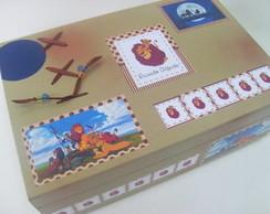 Caixa Decorada G + 100 Sach�s