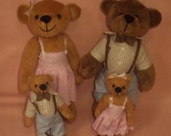Fam�lia Urso Mista