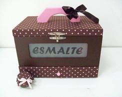 Caixa Esmalte