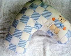Almofada amamenta��o Urso