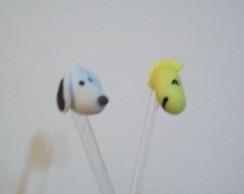 Colherzinhas Snoopy e sua turma