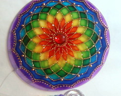 Mandala Cores do Arco �ris