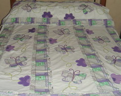 cocha de cama borboleta!!