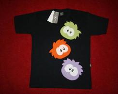 Camiseta Club Penguin - Modelo 53