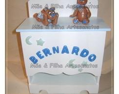Porta Fraldas Ursinhos - Bernardo