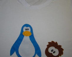 Camiseta Club Penguin - Modelo 38
