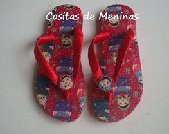 Chinelo Matrioskas