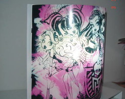 Abajur Personalizado Monster High