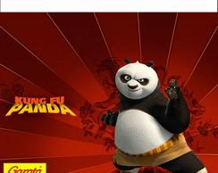 R�tulo para Batom Kung Fu Panda