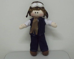 Boneco Aviador