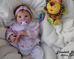 Boneca Reborn - Estela