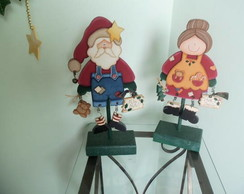 Papai e Mam�e Noel