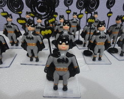 Lembrancinha de ANIVERS�RIO DO BATMAN