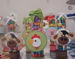 Tubet Galinha/ Festa na Fazendinha