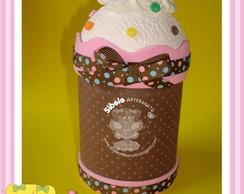 cupcake na latinha