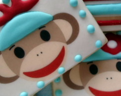 Cookies Sock Monkey