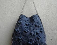 Bolsa Stella Mccartney - Cinza Escuro