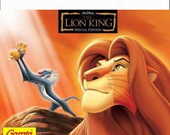 R�tulo para Batom Rei Le�o