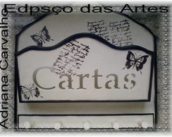 Porta Cartas e Chaves