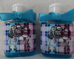 Mini Gel de Cabelo 30g. Monster High