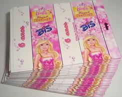 R�tulo bis Barbie escola de princesas