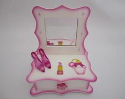 Penteadeira da Barbie