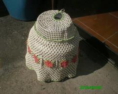 Capa para botij�o de g�s