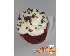 Cupcakes flocos de chocolate!