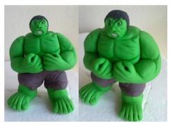 Hulk - Bolo, cupcakes, cakepops...