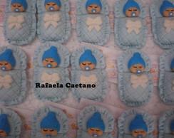 Beb� no cobertor Biscuit