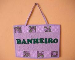 """PAN� """"BANHEIRO"""""""