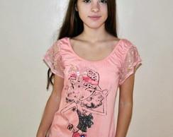 Camiseta-  Customizada