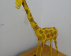 Melman modelado - 27 cm de altura