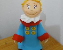 Boneco Pequeno Pr�ncipe - 8,5 cm altura