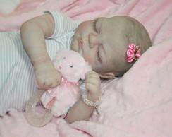 beb� Reborn Precious GIRL -por encomenda
