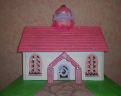Casa para decora��o de festas infantis.