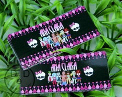 R�tulo para Brilho labial Monster High