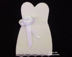 Lembrancinha De Casamento Vestido Eva