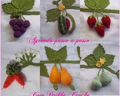 Dvd mini frutas e legumes Vol.1