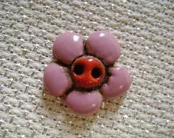 Bot�o - Flor pequena