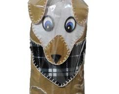 Cachorro peso de porta