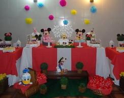 Festa Piquenique Turma Mickey e Minnie